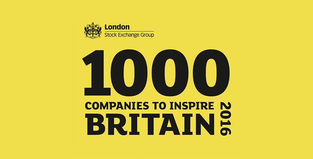 LSE 1000 inspired logo