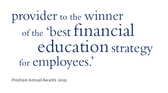 proshare annual awards quote