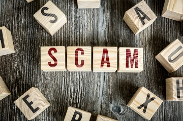 Helping members avoid falling prey to investment scams.
