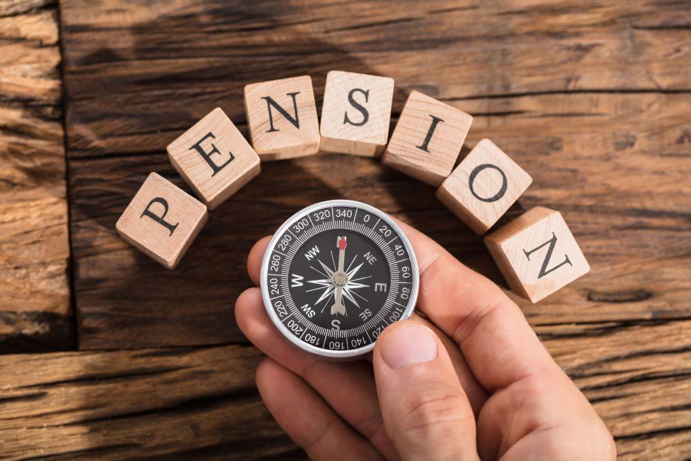 Pension main