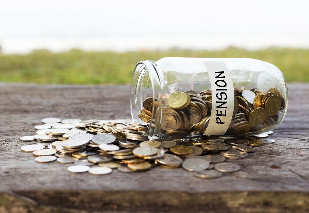 Are pensions a good option to fulfil a short-term cash need?