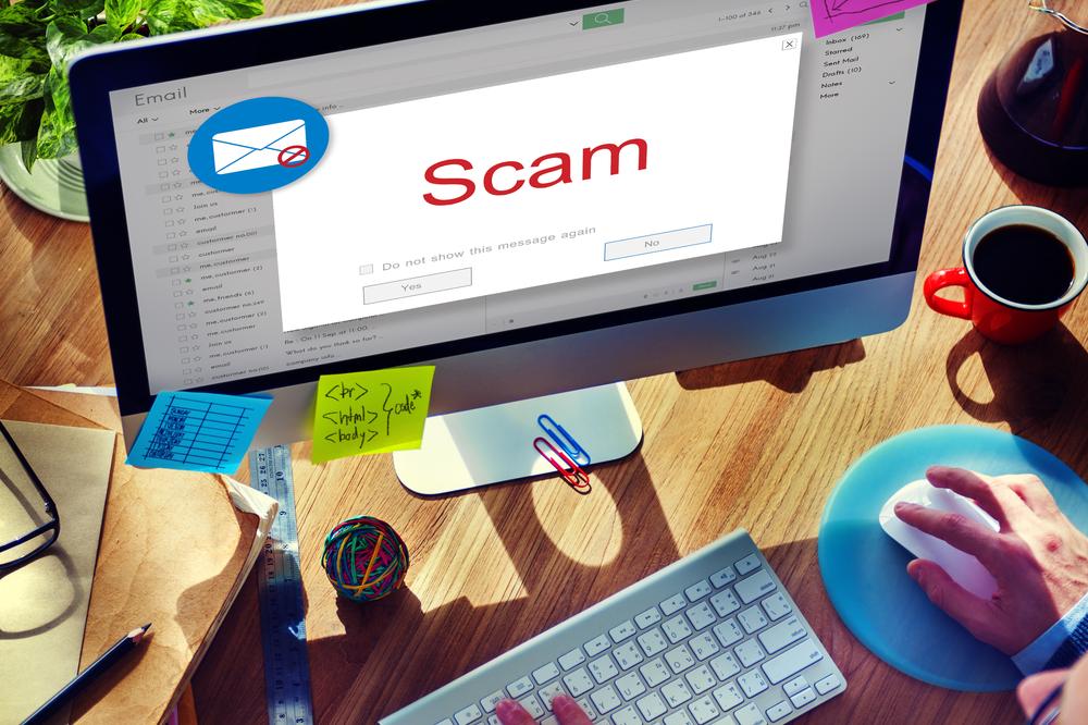 Scam main site pic