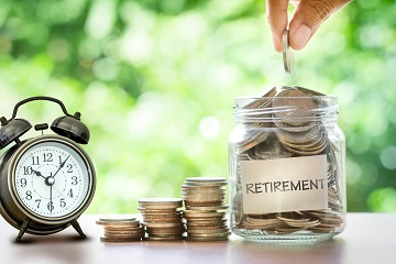 Research reveals the varying impact of the pandemic on retirement plans.